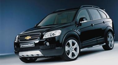 Chevrolet inkoop