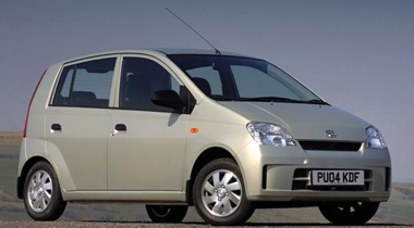 Daihatsu inkoop