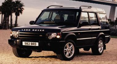 Land Rover inkoop