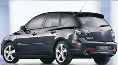 Mazda inkoop