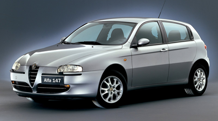 Alfa Romeo inkoop