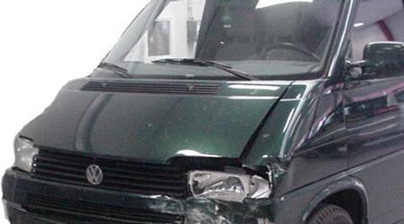 Schade bedrijfsauto verkopen
