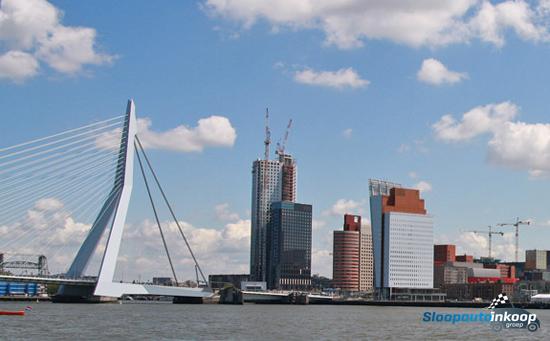Sloopauto verkopen Rotterdam info