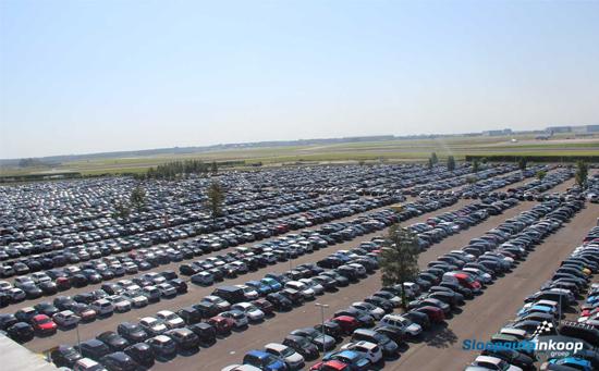 Sloopauto verkopen Schiphol informatie